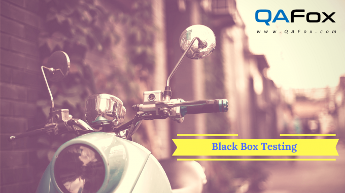 What is Black box Testing?