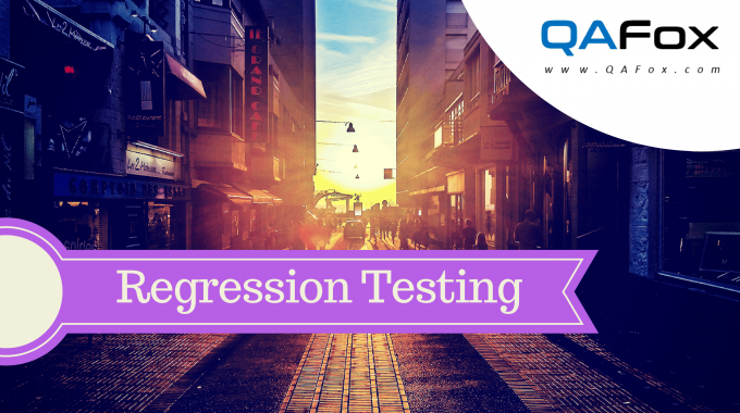What is Regression Testing ?
