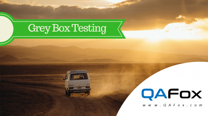 What is Grey Box Testing?