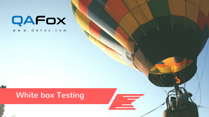 What is White box Testing?