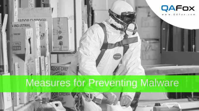 Security Testing – Measures for Preventing Malware