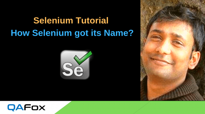 How Selenium got its Name?