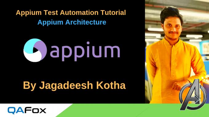 Appium Architecture