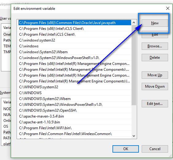 Appium – Installing and Configuring Java - QAFox