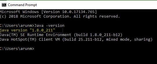 Appium - Java Configuration - Successful Confirmation