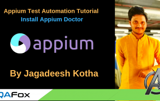 Installing and using Appium Doctor