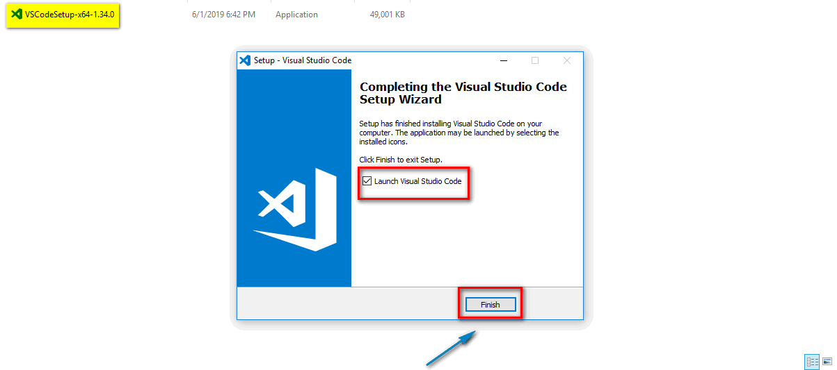 WebDriverIO – Visual Studio Code IDE Downloading, Installing and