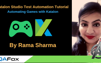 Automating Games using Katalon Studio