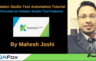High Level Overview on Katalon Studio Tool Features