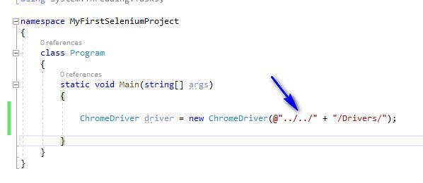 Selenium C# - Generalized Chrome Driver PathSelenium C# - Generalized Chrome Driver Path