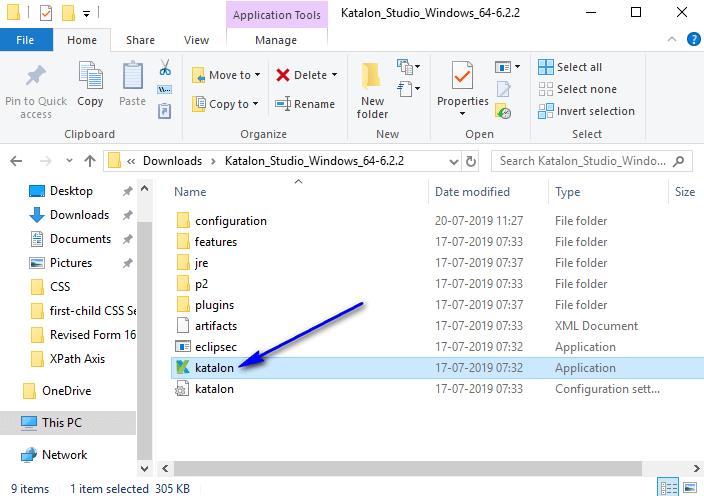 Downloading Katalon Studio - Open Katalon