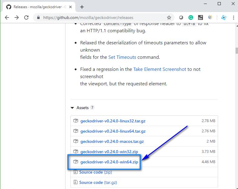 Selenium CSharp - 64 Bit