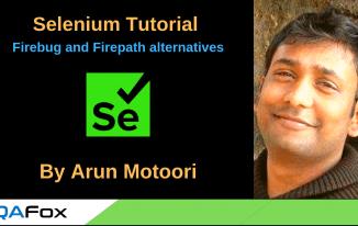 Selenium Locators – Firebug and Firepath Alternatives