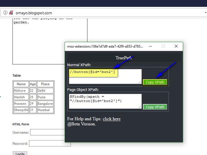 TruePath Firefox - Home