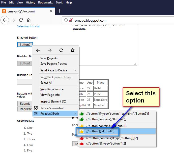 TruePath Firefox - Select This