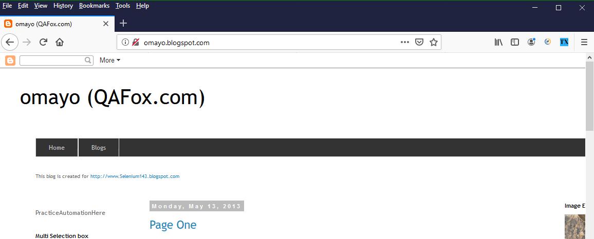 Try XPath - Open App