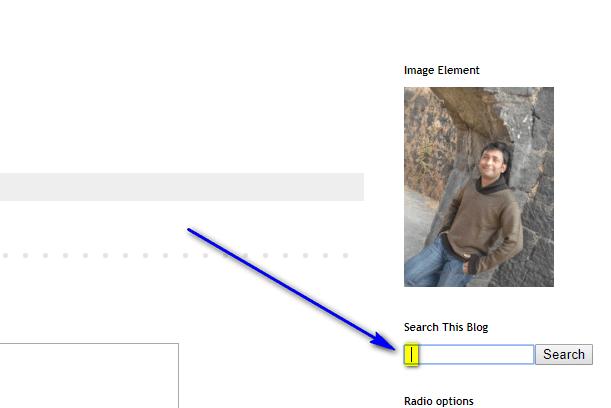 click Selenium IDE - executed