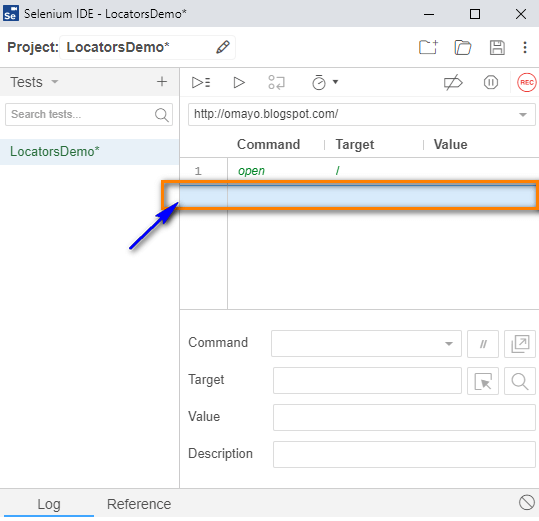 New Selenium IDE – Using 'close' command for closing the browser - QAFox