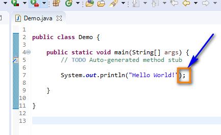 Compiler Errors Java - No error