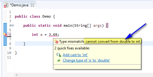 decimal to int - cannot convert