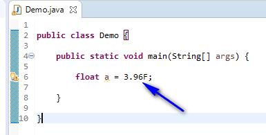 float assigned different - float assign float
