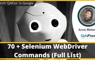 70 plus Selenium WebDriver Commands (Full List)